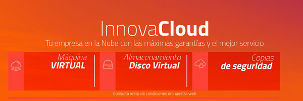 INNOVACLOUD SERVIDORES NUBE