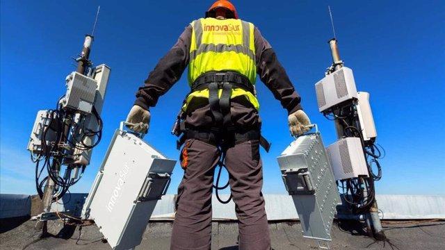 InnovaSur incorpora un software avanzado para el control y supervisión de redes con el impulso de la Junta