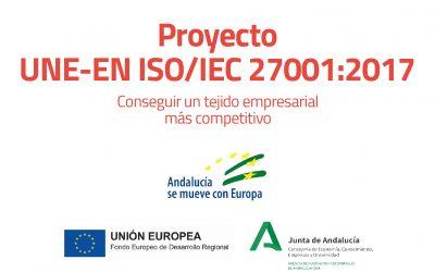 Proyecto UNE-EN ISO/IEC 27001:2017