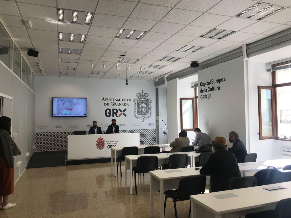 El Ayuntamiento de Granada apuesta por un turismo seguro y sostenible en el Albaicín que gestionará a través de la plataforma de InnovaSur 'In4City'
