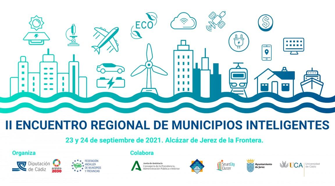 El II Encuentro Regional de Municipios Inteligentes contará con el apoyo de la tecnológica InnovaSur
